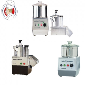 Food Processors- ROBOT COUPE