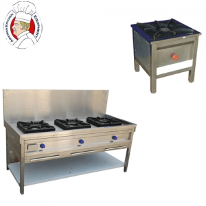Stainless steel indian cooker