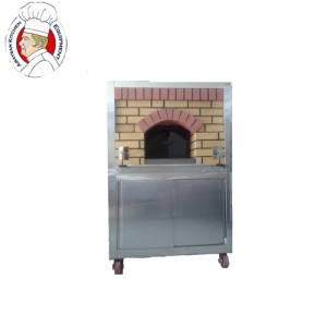 Arabic bread  & pizza oven